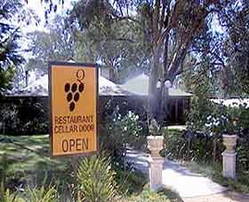Quarry Restaurant And Cellars - ACT Tourism