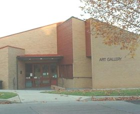 Cowra Regional Art Gallery - ACT Tourism