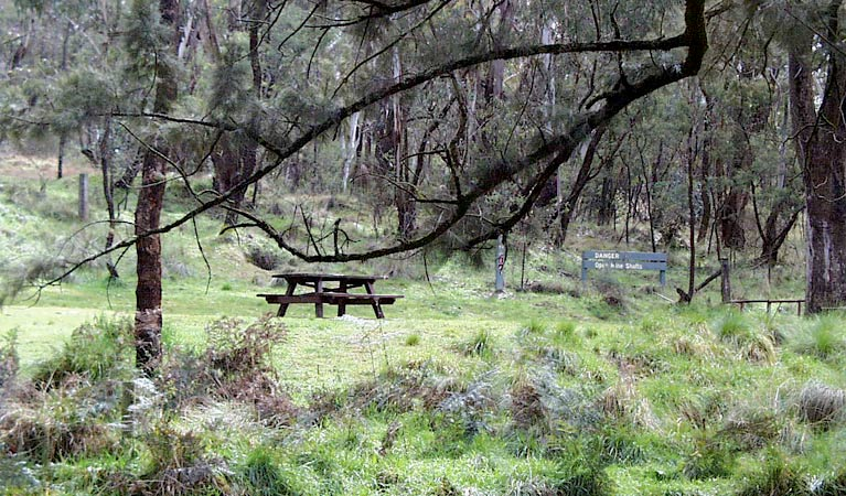 Fourth Crossing picnic area - ACT Tourism