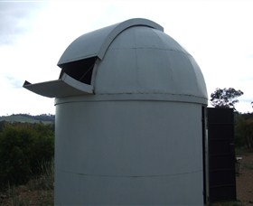 Mudgee Observatory - ACT Tourism