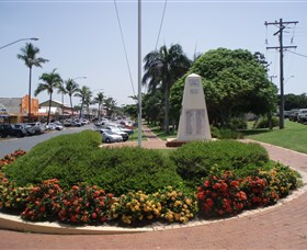 Yeppoon War Memorial - ACT Tourism
