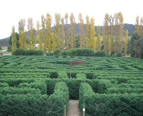 Brookfield Maze - ACT Tourism