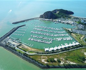 Keppel Bay Marina - ACT Tourism