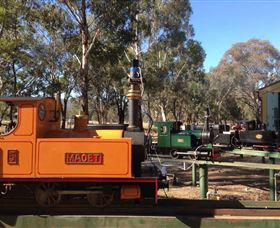 Mudgee Miniature Railway - ACT Tourism