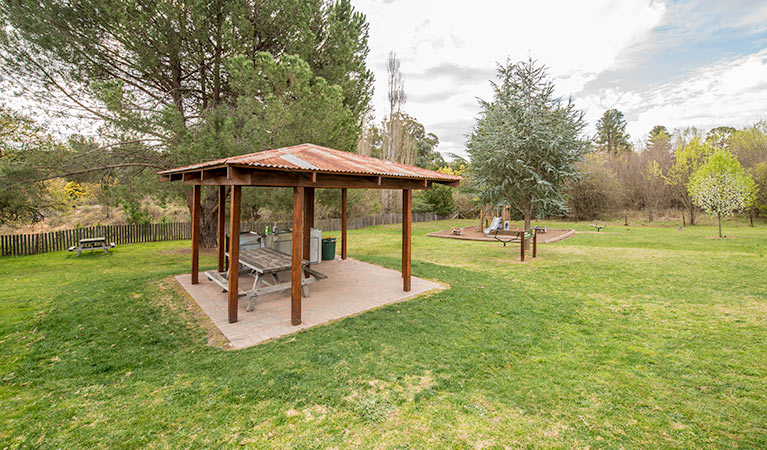 Bill Lyle Reserve picnic area - ACT Tourism
