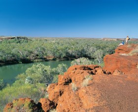 Fortescue River - ACT Tourism