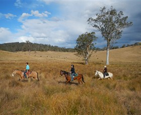 Chapman Valley Horse Riding - ACT Tourism