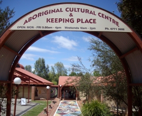 Armidale and Region Aboriginal Cultural Centre and Keeping Place - ACT Tourism
