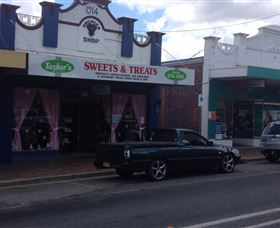 Taylors Sweets and Treats - ACT Tourism
