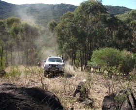 Geraldine 4WD Recreation Park - ACT Tourism