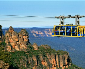 Greater Blue Mountains Drive - Blue Mountains Discovery Trail - ACT Tourism