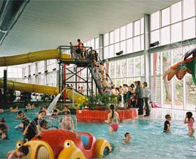 Springwood Aquatic and Fitness Centre - ACT Tourism