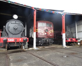Valley Heights Locomotive Depot Heritage Museum - ACT Tourism