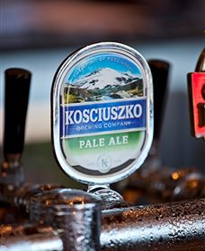 Kosciuszko Brewing Company - ACT Tourism