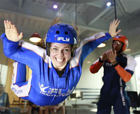 iFly Indoor Skydiving - ACT Tourism