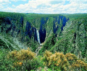 Wollomombi Falls - ACT Tourism