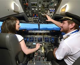 737Jet Flight Simulator Experience - ACT Tourism