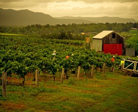 Around Hermitage Wine and Food Trail Hunter Valley - ACT Tourism