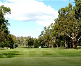 Cooma Golf Club - ACT Tourism