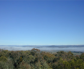 Mount Gladstone - ACT Tourism