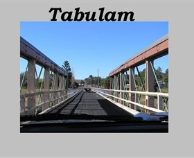 Tabulam Scenic Drive - ACT Tourism