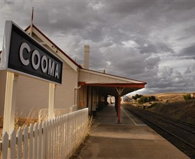 Cooma Monaro Railway - ACT Tourism