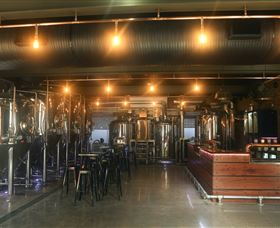 Pumpyard Bar and Brewery - ACT Tourism