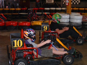 Indoor Kart Hire O'Connor - ACT Tourism