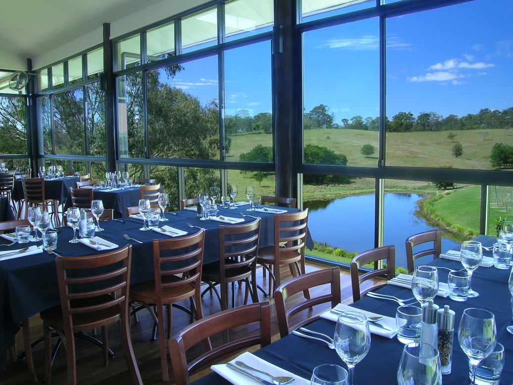 Ocean View Estates Winery and Restaurant - ACT Tourism