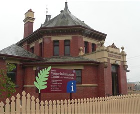 Yarram Courthouse Gallery Inc - ACT Tourism