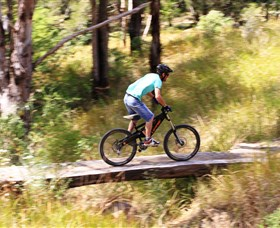The Steps Mountain Bike Park - ACT Tourism
