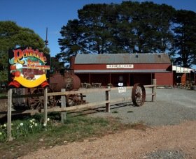 Sully's Cider at the Old Cheese Factory - ACT Tourism