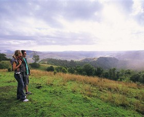 Mallanganee Lookout - ACT Tourism
