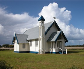 Tarraville Church - ACT Tourism