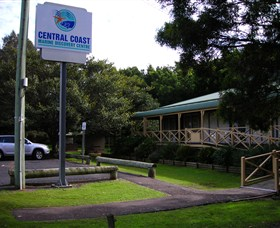 Central Coast Marine Discovery Centre - ACT Tourism