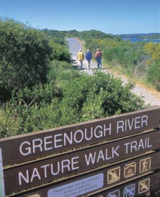Greenough River Nature Trail - ACT Tourism