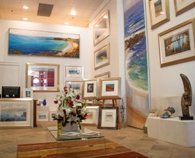 Neale Joseph Fine Art Gallery - ACT Tourism