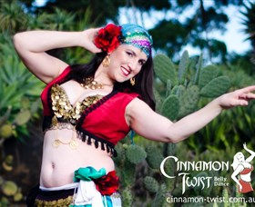 Cinnamon Twist Belly Dance - ACT Tourism