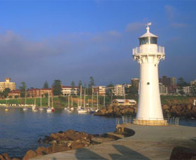 Historic Lighthouse Wollongong