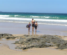 Shellharbour Beach - ACT Tourism