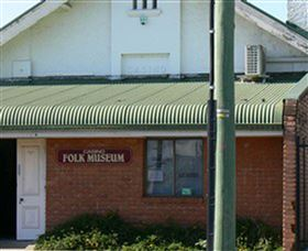 Casino Folk Museum - ACT Tourism
