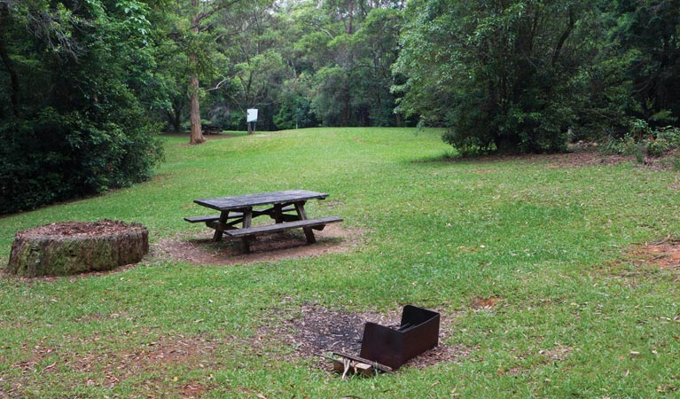 Never Never picnic area - ACT Tourism