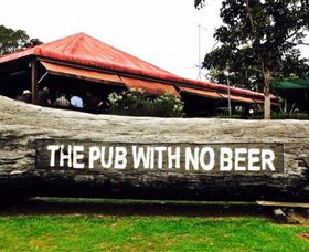 The Pub With No Beer - ACT Tourism