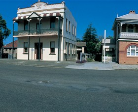 Wingham Self-Guided Heritage Walk - ACT Tourism