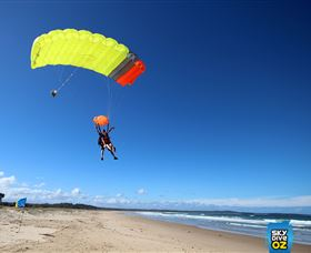 Skydive Oz Batemans Bay - ACT Tourism