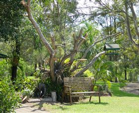 Mondrook Garden Cafe Gallery and Function Centre - ACT Tourism