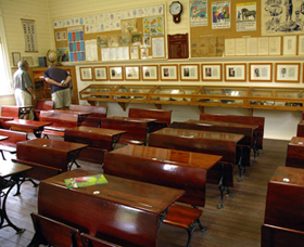 Alumny Creek School Museum and Reserve - ACT Tourism