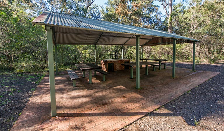 Brimbin picnic area - ACT Tourism