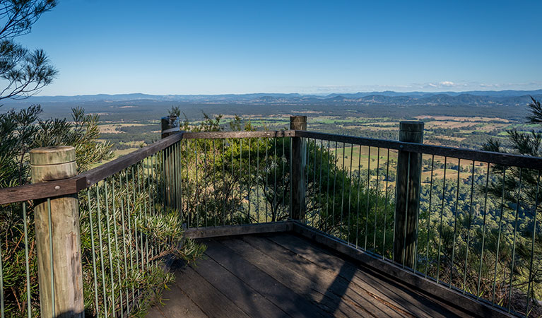 Newbys lookout - ACT Tourism