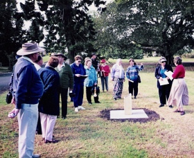 Cundletown Heritage Walk - ACT Tourism